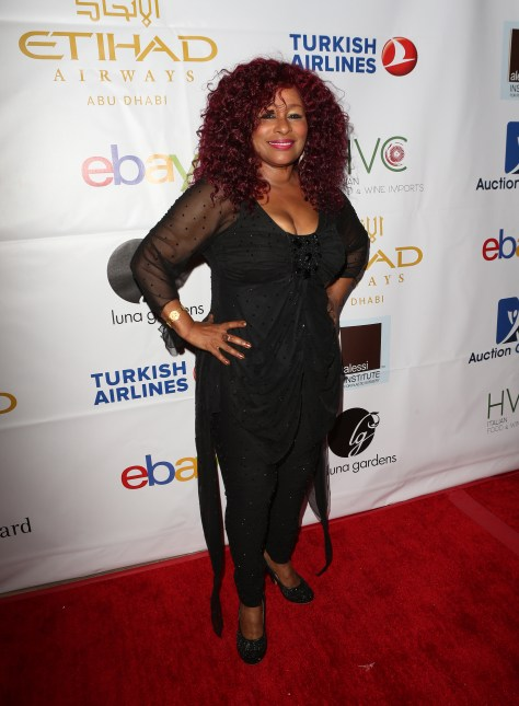 The one and only Chaka Khan...a true icon!