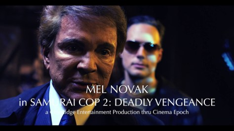 still of actor Mel Novak