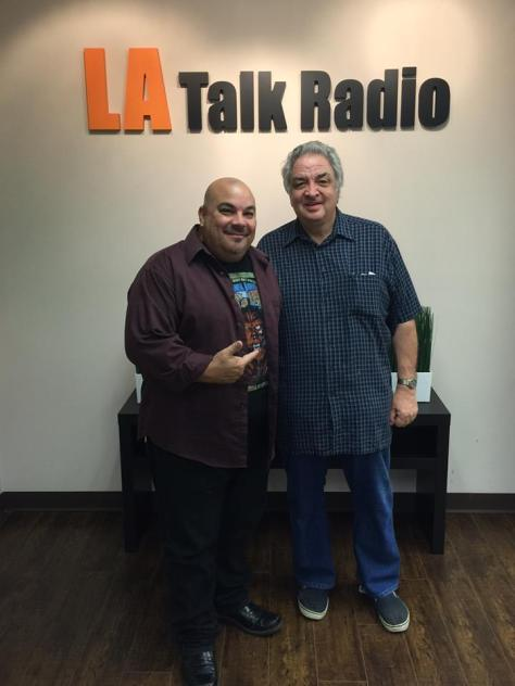 Award-winning filmmaker Thomas J. Churchill guests on the Jack Marino Warriorfilmmaker Show on LA Talk Radio