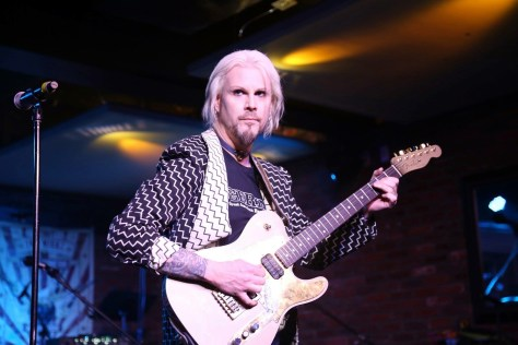 James 5 at the Ultimate Jam Night in Hollywood, California. Photo courtesy Judy Hansen/HollywoodPressCorps.com