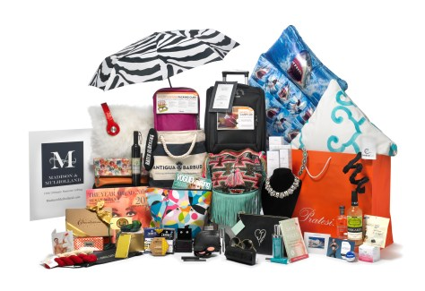 The Madison & Mulholland 2016 Ultimate Nominee Bag was gifted to celebrities & VIPs at the Oscars