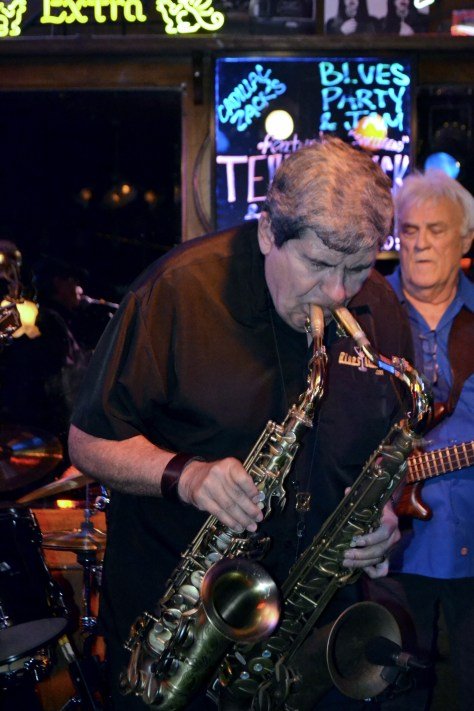 BNO Blues Band Photo courtesy of Judy Hansen Pullos
