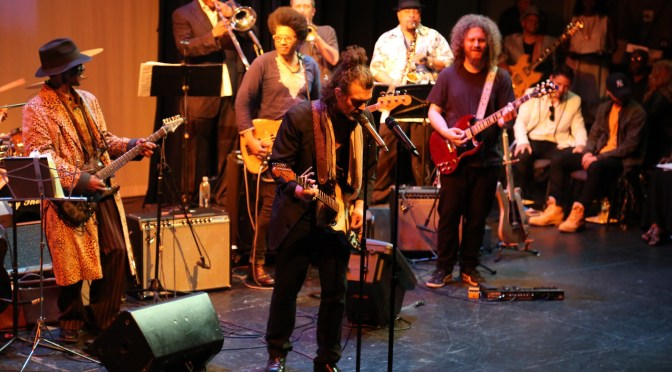 A Celebration of the Life of Johnny Guitar Watson
