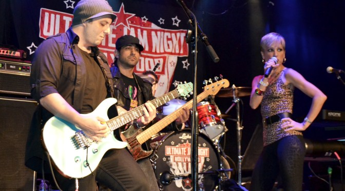 The 80's are Alive and Well and Living at Ultimate Jam Night at the Whisky A Go-Go