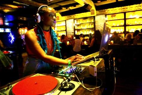 D.J. Suga Shay - Spinning those Hot Girly Beats