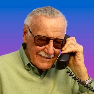 New Stan Lee Ringtones from the Google Store