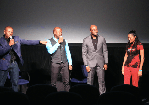 Q and A with Remoh, Tirf, actor Wesley Saint Louis and DP Melissa Flores