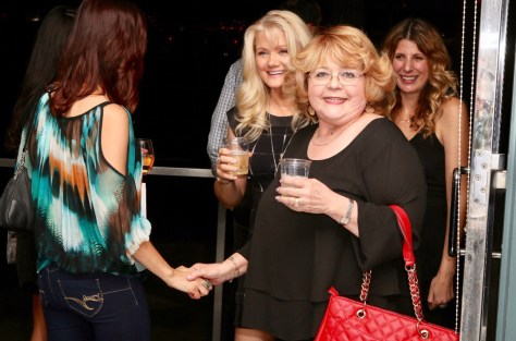 "In attendance was 2016 Primetime Emmy winner, Patrika Darbo, known for her short film ""Acting Dead"". Photo courtesy SmugMug"