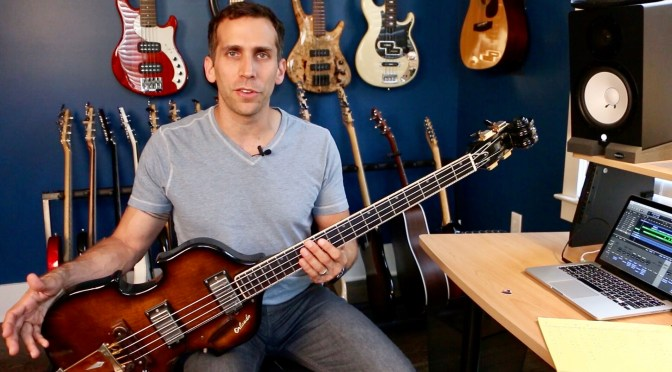 Nashville Bass Recording and Music Production Courses Released Through ProMix Academy