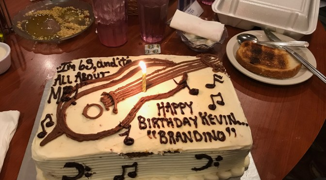 "Kevin ""Brandino"" Brandon's 63rd Birthday Party in Burbank"