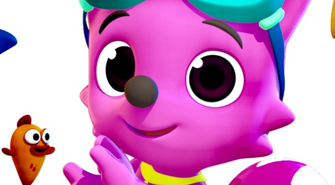 Pinkfong's Baby Shark Becomes Global Sensation