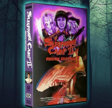 Retrosploitation Releasing Teams Up with Award-Winning filmmaker Dustin Ferguson for New SLEEPAWAY CAMP II