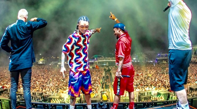 SUPERSTAR DJ AFROJACK BRINGS HIP-HOP ARTIST RAE SREMMURD & POP SINGER STANAJ TO THE MAIN-STAGE OF ULTRA MUSIC FESTIVAL PERFORMING RECENTLY RELEASED SONG 'SOBER'