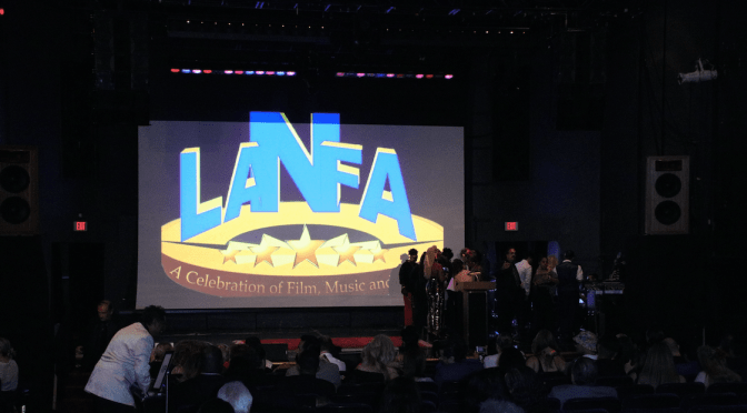 7th Annual Los Angeles Nollywood Film Awards Held at the Historic Miracle Theater