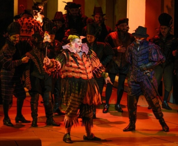 Rigging Rigoletto's Fate: Send in the Clowns