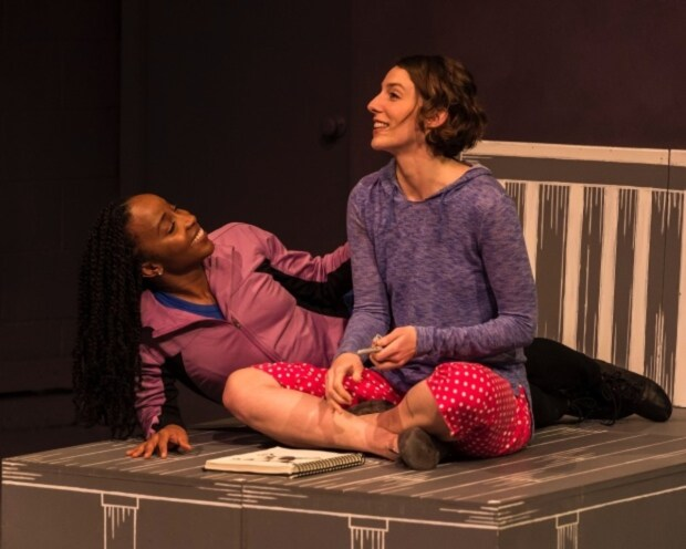 """A Great Night at the Theater: """"Rink-manship"""", as Lizzie Lightning and Joy Ride Roll Again!"""