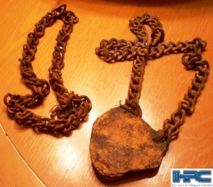 BATTLEFIELD EARTH: 2 TRIBAL NECKLACES