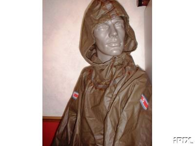 007 DIE ANOTHER DAY: Korean Soldier Poncho