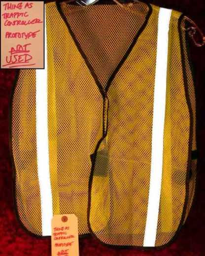 CAT IN THE HAT: THING 2'S PROTOTYPE REFLECTIVE VEST