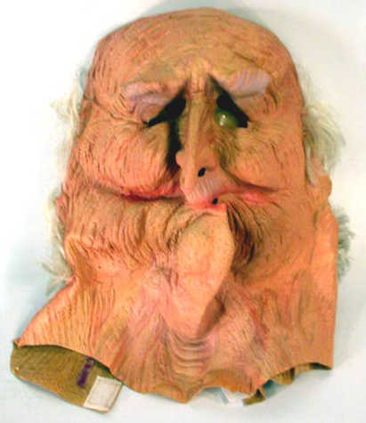 LORDS OF DOGTOWN: Jays Rubber Old Man Mask