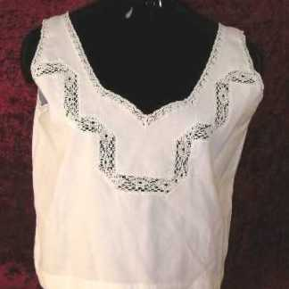 SCARY MOVIE 3: Betsy's Off White Camisole