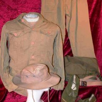 WE WERE SOLDIERS: NVA Uniform