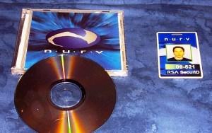 ANTI-TRUST: Data CD & ID Badge