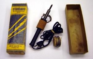 THE NOTEBOOK: Vintage Soldering Pencil