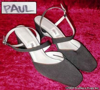 CONNIE & CARLA: Paul's High Heel Shoes