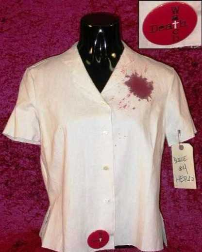 LIFE OF DAVID GALE: Constance's HERO Bloody Blouse
