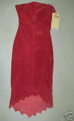 FLINTSTONES VIVA ROCK VEGAS: Sexy Girl's Red Dress