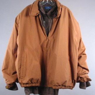 XXX: STATE OF THE UNION: Jacket & Enro Shirt