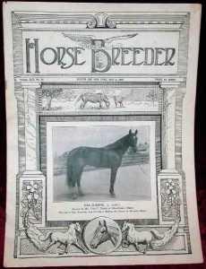 SEABISCUIT: American Horse Breeder Newspaper