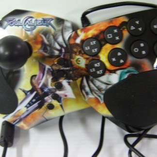 CHUMSCRUBBER: Soul Caliber II Game Controller