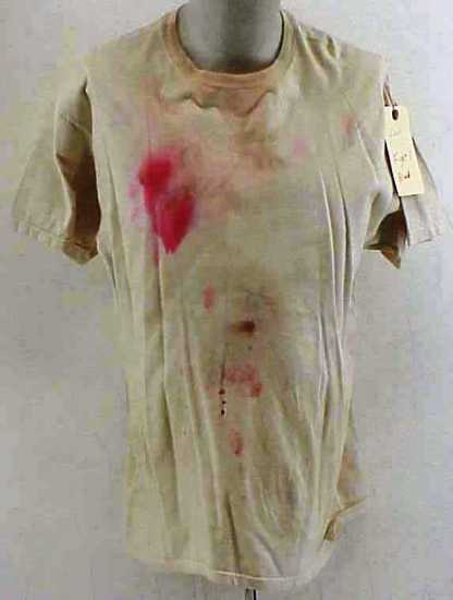 DEUCES WILD: Big Dom's Bloody Fight T-Shirt