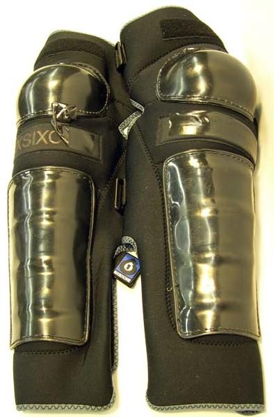 SPY KIDS 3D: Black Knee & Shin Guards
