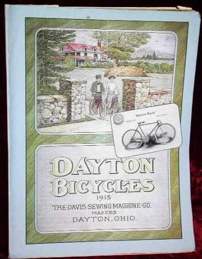SEABISCUIT: Dayton Bicycles Magazine