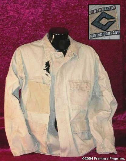 THE RUNDOWN: Mining Company Guard Shirt