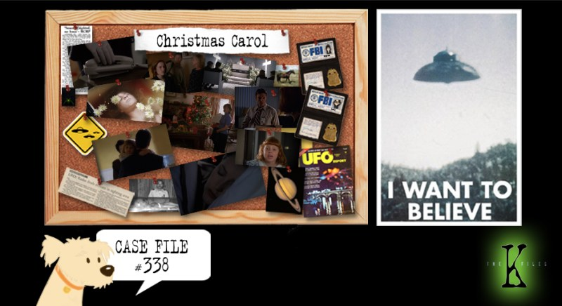 The X Files Podcast Christmas Carol The K Files