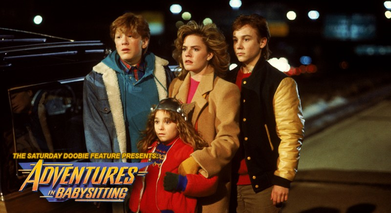 The Saturday Doobie Feature - Adventures in babysitting - Hollywood Redux
