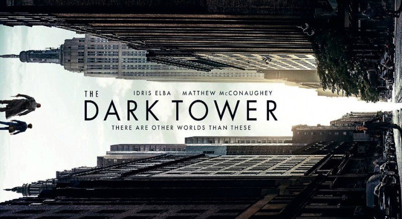 the dark tower movie poster header