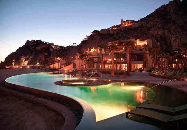 高級リゾート メキシコ