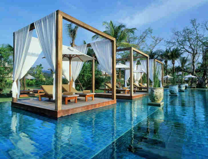 タイ 話題の高級リゾート