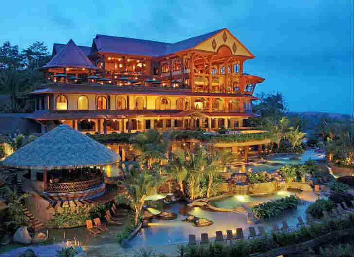南米 リゾートホテル 厳選