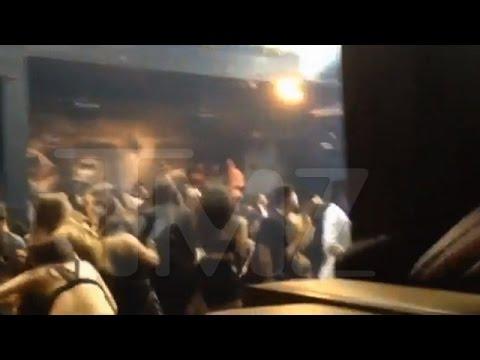 シュグ・ナイト、クラブで銃撃され重体、クリス・ブラウン主催パーティー【動画有り】