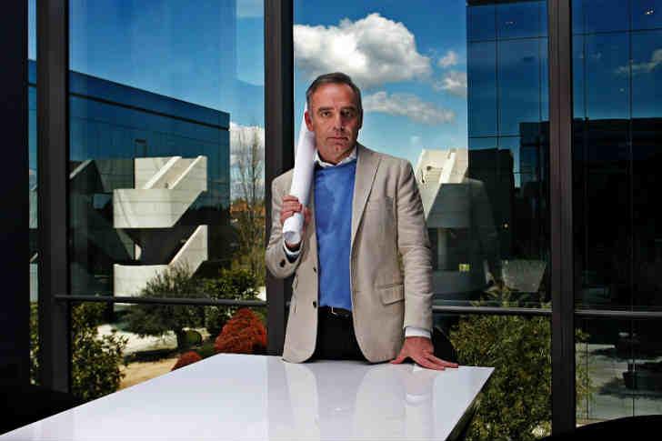 レアルの選手の自宅を手掛ける建築家ホアキン・トーレス氏