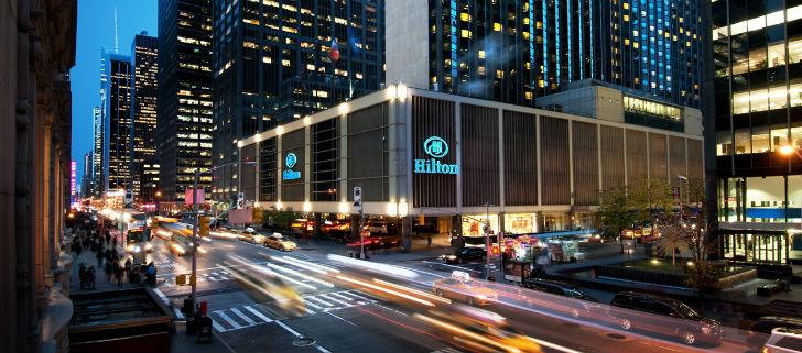 ヒルトン・ホテル・ニューヨーク