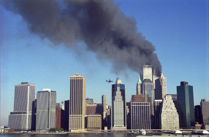 9.11 アメリカ同時多発テロ
