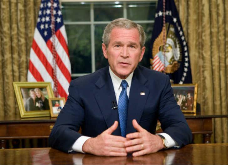 ジョージ・W・ブッシュ大統領