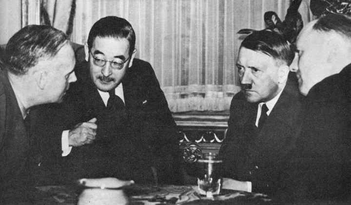 アドルフ・ヒトラーの予言